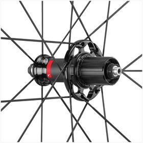 "Fulcrum Racing 4 Jeu de roues route 28"" CA 9-12 vitesses Clincher, black/red"
